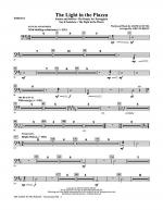 The Light In The Piazza (Choral Highlights) - Timpani Sheet Music