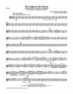 The Light In The Piazza (Choral Highlights) - Viola Sheet Music