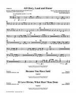 O Love Divine - Timpani Sheet Music