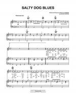 Salty Dog Blues Sheet Music