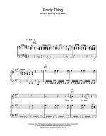 Pretty Thing Sheet Music