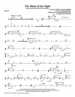 The Music Of The Night (from The Phantom Of The Opera) - Drums Sheet Music