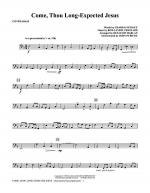 Come, Thou Long-Expected Jesus - Contrabass Sheet Music
