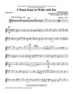 I Want Jesus To Walk With Me - Trumpet Sheet Music