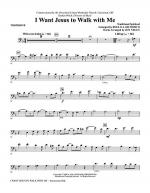 I Want Jesus To Walk With Me - Trombone Sheet Music