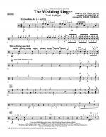 The Wedding Singer (Choral Highlights) - Drums Sheet Music