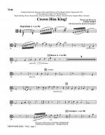 Crown Him King! - Viola Sheet Music