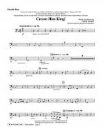 Crown Him King! - Double Bass Sheet Music