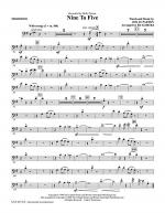 Nine To Five - Trombone Sheet Music
