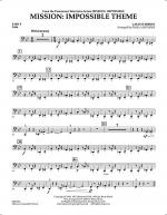 Mission: Impossible Theme - Pt.5 - Tuba Sheet Music
