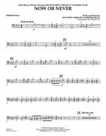 Now or Never (from High School Musical 3) - Baritone B.C. Sheet Music
