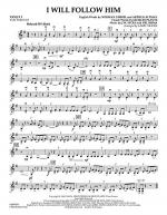 I Will Follow Him - Violin 3 (Viola Treble Clef) Sheet Music
