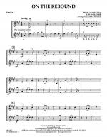 On the Rebound - Violin 2 Sheet Music