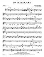 On the Rebound - Violin 3 (Viola Treble Clef) Sheet Music