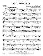 Lady Madonna - Violin 3 (Viola Treble Clef) Sheet Music
