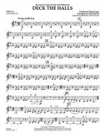 Deck the Halls (Mannheim Steamroller) - Violin 3 (Viola T.C.) Sheet Music