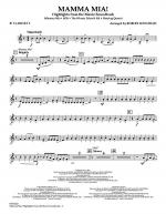 Mamma Mia! - Highlights from the Movie Soundtrack - Bb Clarinet 3 Sheet Music