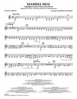 Mamma Mia! - Highlights from the Movie Soundtrack - Bb Bass Clarinet Sheet Music