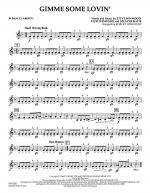 Gimme Some Lovin' - Bb Bass Clarinet Sheet Music