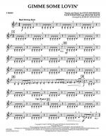 Gimme Some Lovin' - F Horn Sheet Music