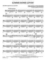 Gimme Some Lovin' - Trombone/Baritone B.C./Bassoon Sheet Music