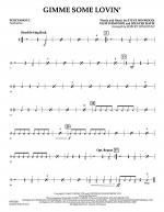 Gimme Some Lovin' - Percussion 2 Sheet Music