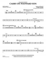Carry On Wayward Son - Percussion 2 Sheet Music