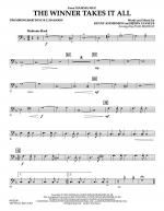 The Winner Takes It All (from Mamma Mia! - The Motion Picture) - Trombone/Baritone B.C./Bassoon Sheet Music