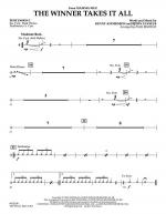The Winner Takes It All (from Mamma Mia! - The Motion Picture) - Percussion 2 Sheet Music