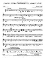 Music from Pirates of the Caribbean: At World's End - Violin 3 (Viola T.C.) Sheet Music