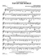 Top of the World - Violin 3 (Viola Treble Clef) Sheet Music