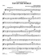 Top of the World - Viola Sheet Music