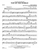 Top of the World - Cello Sheet Music
