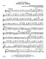 Viva La Vida - Flute Sheet Music