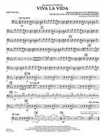 Viva La Vida - Baritone B.C. Sheet Music