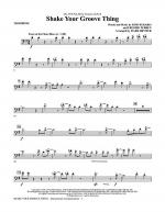 Shake Your Groove Thing - Trombone Sheet Music