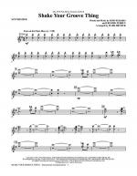 Shake Your Groove Thing - Synthesizer Sheet Music