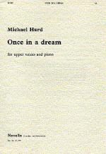 Once in a Dream Sheet Music
