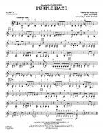 Purple Haze - Violin 3 (Viola Treble Clef) Sheet Music