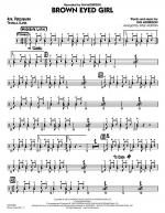 Brown Eyed Girl - Aux Percussion Sheet Music