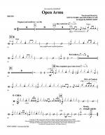 Open Arms - Drums Sheet Music