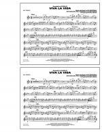Viva La Vida - Flute/Piccolo Sheet Music