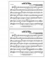 Viva La Vida - Eb Alto Sax Sheet Music