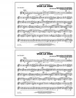 Viva La Vida - 1st Bb Trumpet Sheet Music