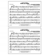 Viva La Vida - 3rd Bb Trumpet Sheet Music
