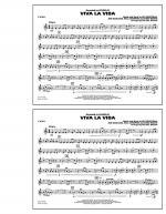 Viva La Vida - F Horn Sheet Music