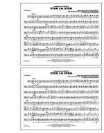 Viva La Vida - Trombone Sheet Music