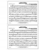 Viva La Vida - Baritone B.C. (Opt. Tbn. 2) Sheet Music