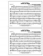 Viva La Vida - Baritone T.C. Sheet Music