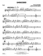 Undecided - Flute Sheet Music